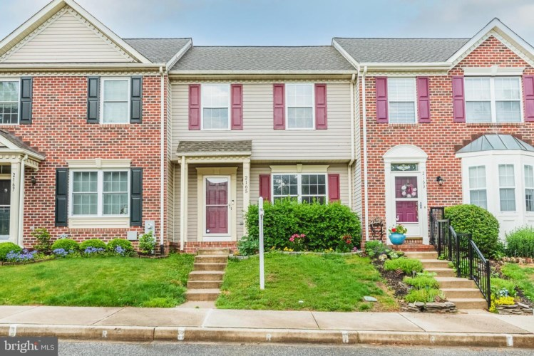 2165 HISTORIC DR, FOREST HILL, MD 21050