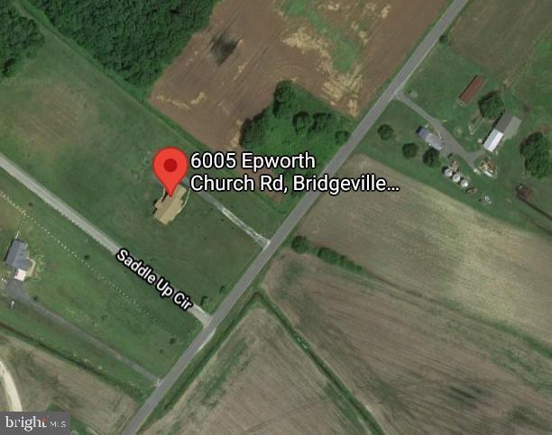 6005 EPWORTH CHURCH RD, BRIDGEVILLE, DE 19933