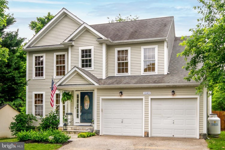 1143 SKYWAY DR, ANNAPOLIS, MD 21409