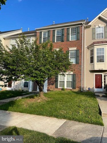6125 SILVER LEAF LN, DISTRICT HEIGHTS, MD 20747