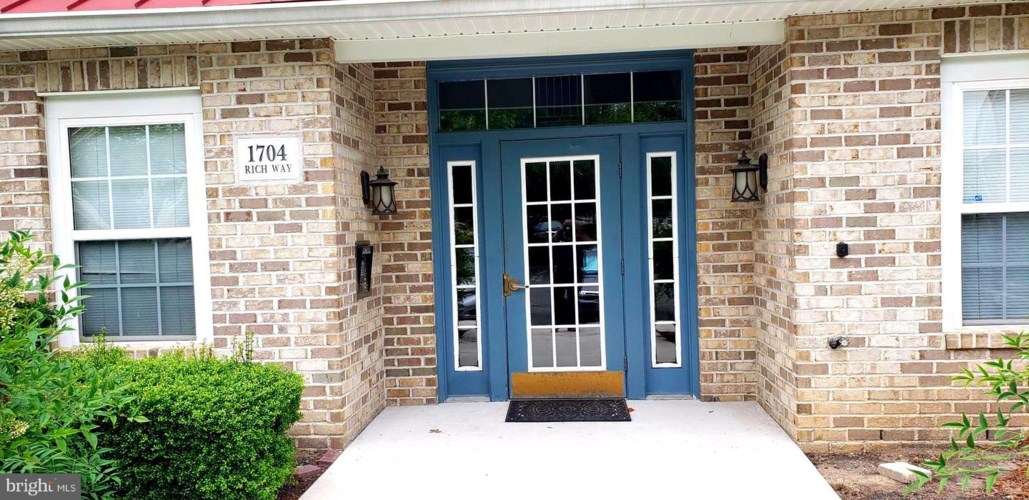 1704 RICH WAY #1D, FOREST HILL, MD 21050