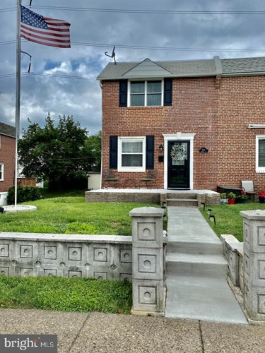 600 MICHELL ST, RIDLEY PARK, PA 19078