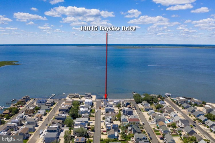 13015 BAYVIEW, LONG BEACH TOWNSHIP, NJ 08008