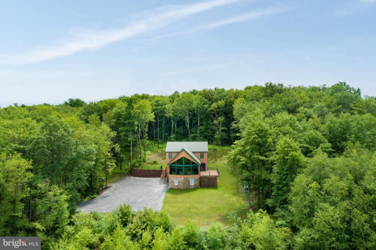 6695 CROOKED SEWER RD, HOUTZDALE, PA 16651