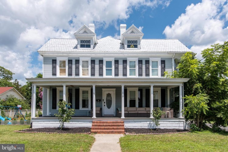 115 W CENTRAL AVE, FEDERALSBURG, MD 21632