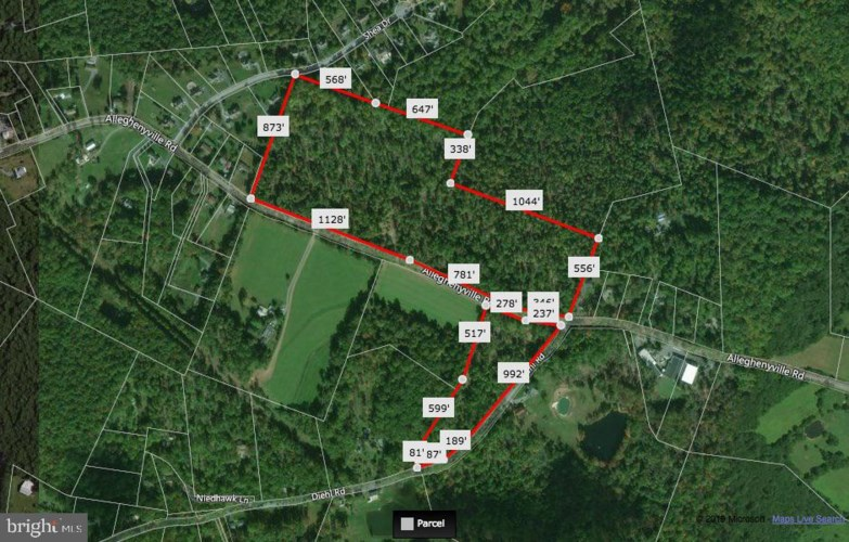 0 ALLEGHENYVILLE RD, MOHNTON, PA 19540