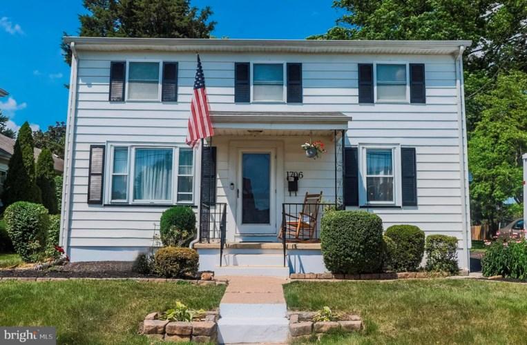1706 EXTON AVE, HAMILTON, NJ 08610