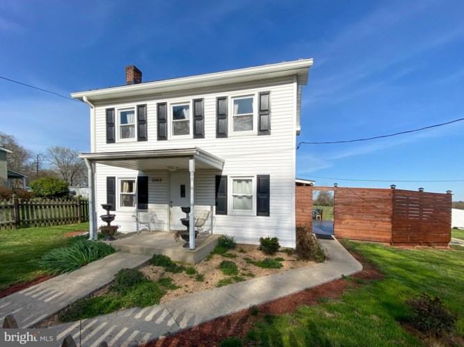 12413 CREAGERSTOWN RD, THURMONT, MD 21788