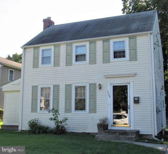 138 MAPLE SHADE AVE, HAMILTON, NJ 08610