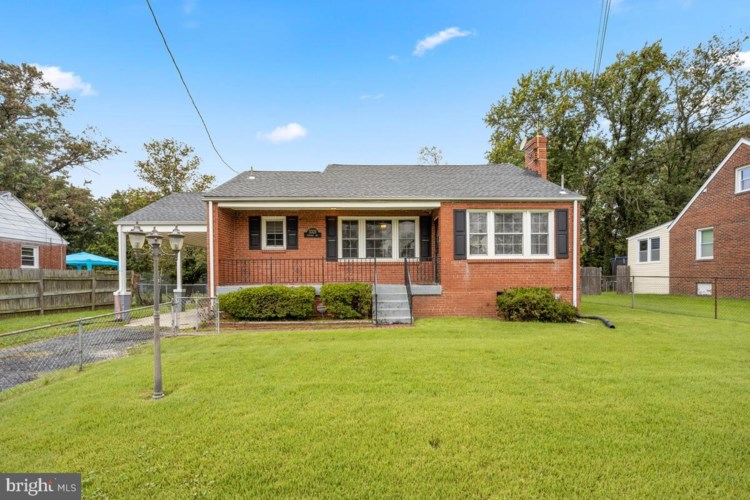 3321 PINEVALE AVE, DISTRICT HEIGHTS, MD 20747
