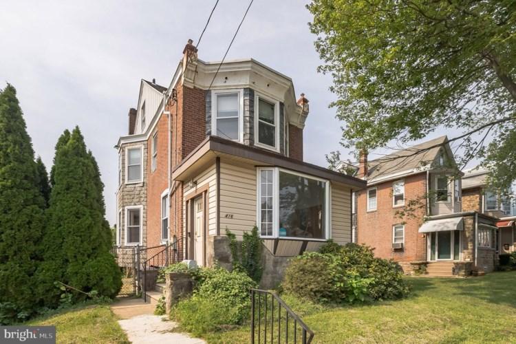 416 GILHAM ST, PHILADELPHIA, PA 19111