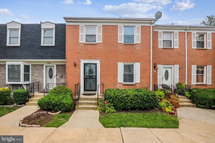 7137 CROSS ST, DISTRICT HEIGHTS, MD 20747