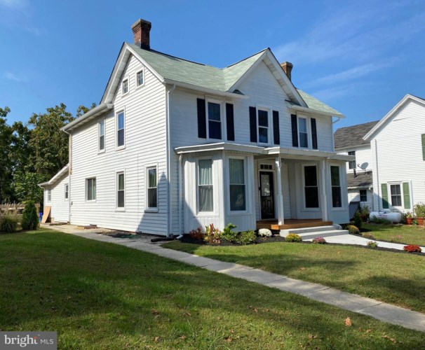 305 CENTRAL AVE, RIDGELY, MD 21660