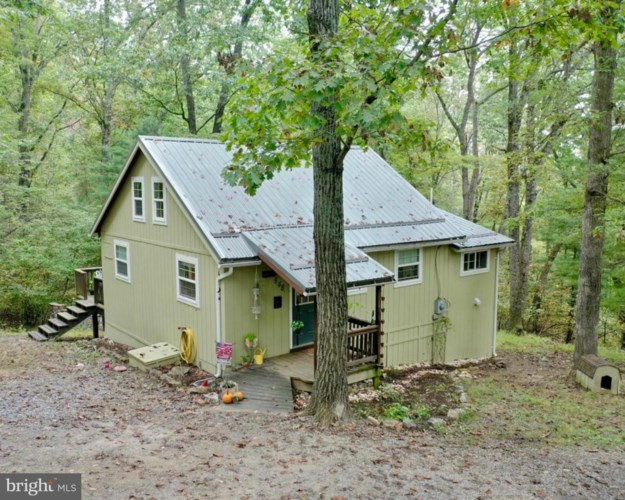 848 BOY SCOUT RD, HEDGESVILLE, WV 25427