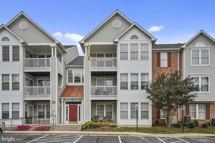 1601 BERRY ROSE CT #4 3D, FREDERICK, MD 21701
