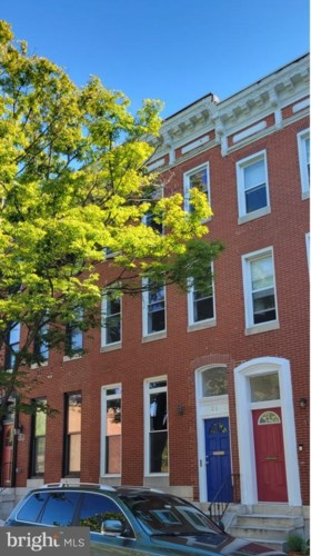 21 N CHESTER, BALTIMORE, MD 21231