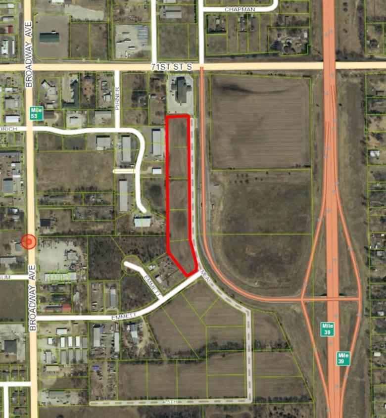 Lot 2-6 Blk B Haysville Industrial Park 2nd Additi, Haysville, KS 67060