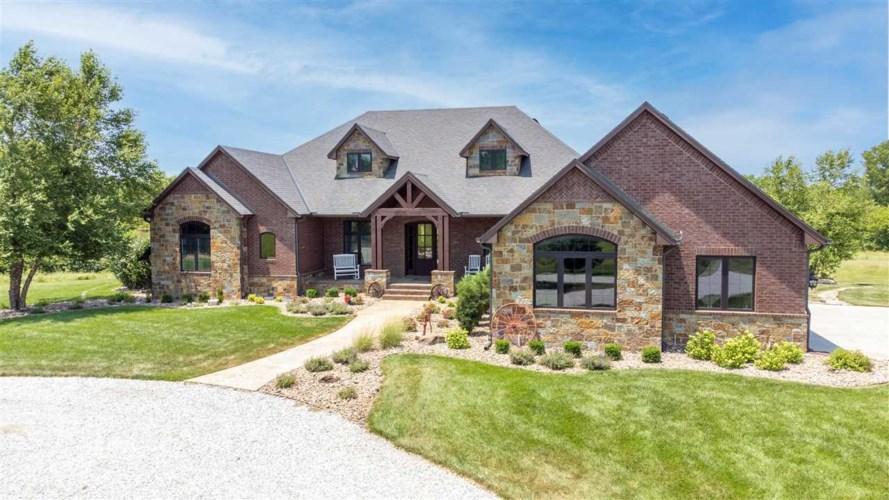 653 SW Prairie Creek Rd, Benton, KS 67017