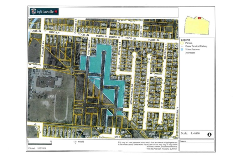 0 Vacant Land Hastings St, LaSalle, ON N9H 2M5