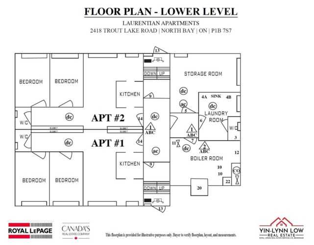 2418 Trout Lake Rd #1,3-5&8, North Bay, ON P1B 7S7