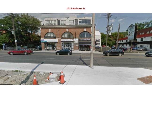 1415 Bathurst St, Toronto, ON M5R3H8