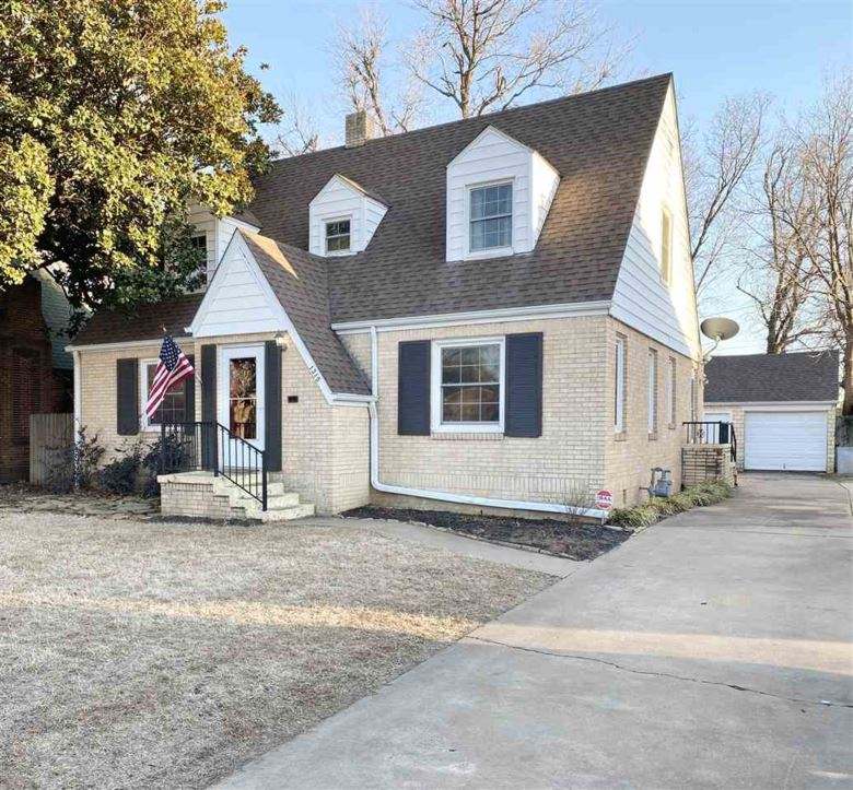 1315 Indian Drive, Enid, OK 73703