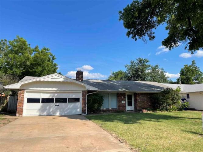 1605 Chickasaw, Enid, OK 73703