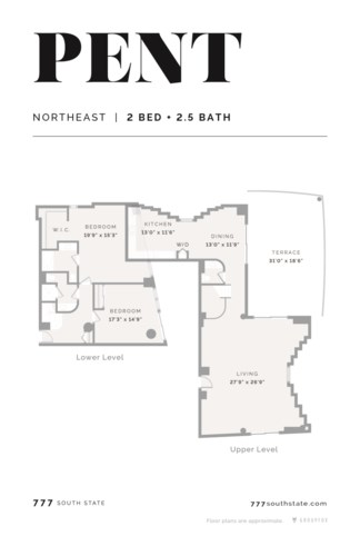 2 East 8th St. #2801, Chicago, IL 60605