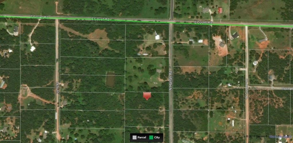 1 HARRAH S. OF COVELL, Luther, OK 73054