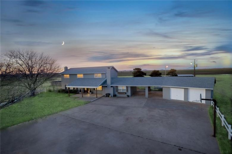 21145 US HIGHWAY 62 HWY, Headrick, OK 73549