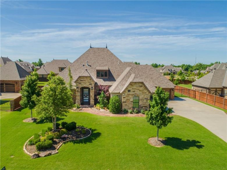 1200 W FLOWERING PEACH WAY, Mustang, OK 73064