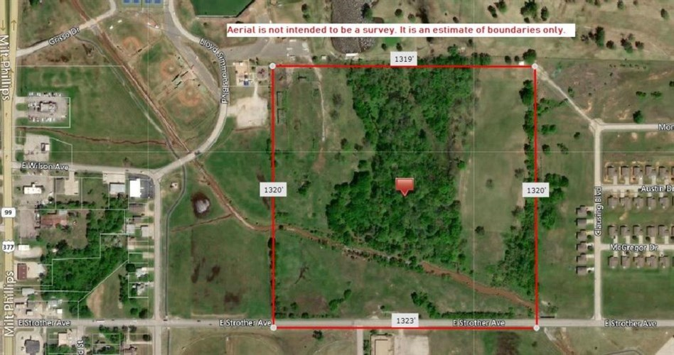 STROTHER AVE, Seminole, OK 74868