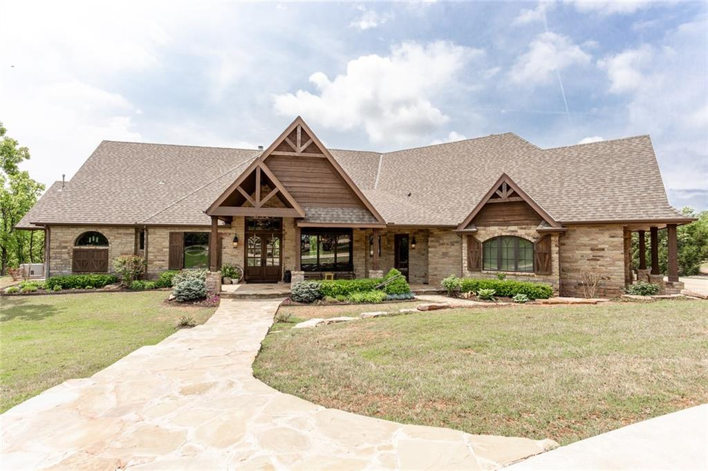 11749 E COFFEE CREEK RD, Arcadia, OK 73007