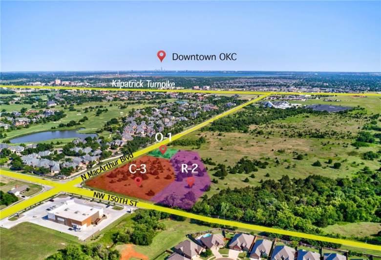 NW 150TH & MACARTHUR BLVD, Oklahoma City, OK 73142