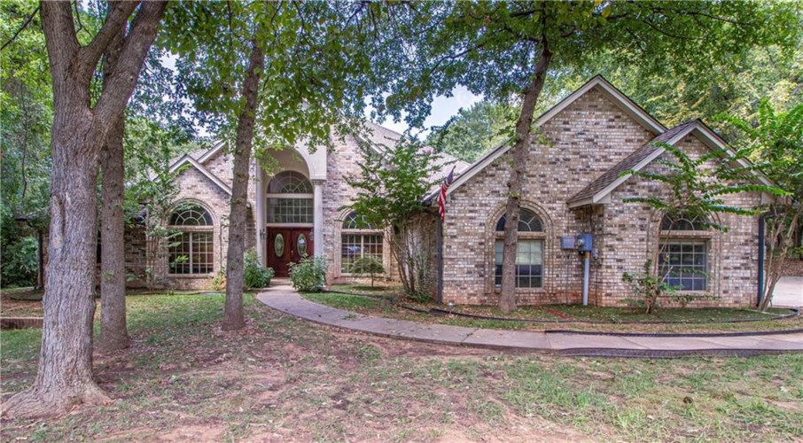 12621 OLD COUNTRY RD, Edmond, OK 73013