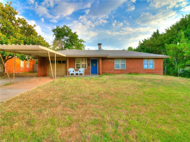 5909 NW 59TH ST, Warr Acres, OK 73122
