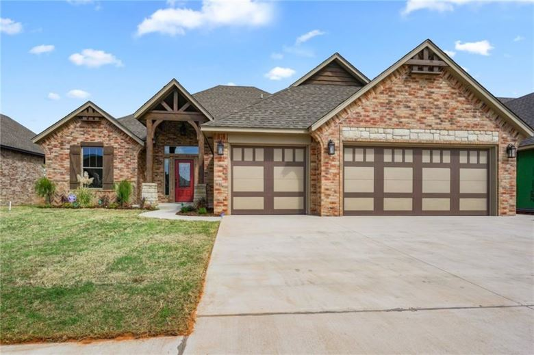 12109 SW 48TH ST, Mustang, OK 73064