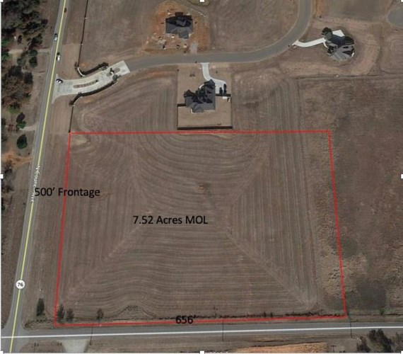 HWY 76 AND SW 16TH, Newcastle, OK 73065