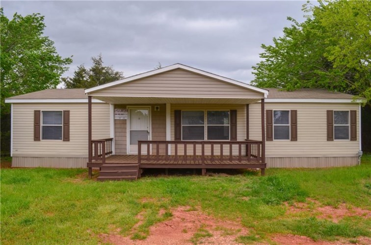 34055 OLD HIGHWAY 18 HWY, Asher, OK 74826
