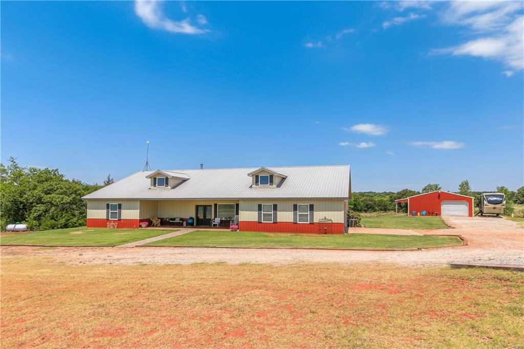 950511 S 3310 RD, Wellston, OK 74881