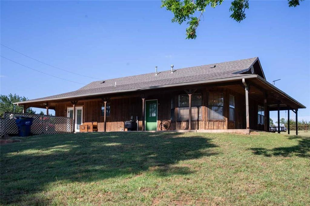 860685 S 3320 RD, Wellston, OK 74881
