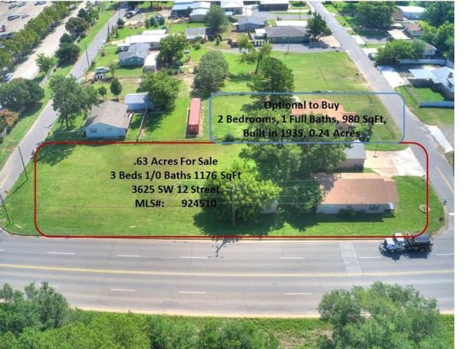 3625 SW 12 ST, Oklahoma City, OK 73108