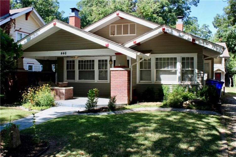 446 COLLEGE AVE, Norman, OK 73069