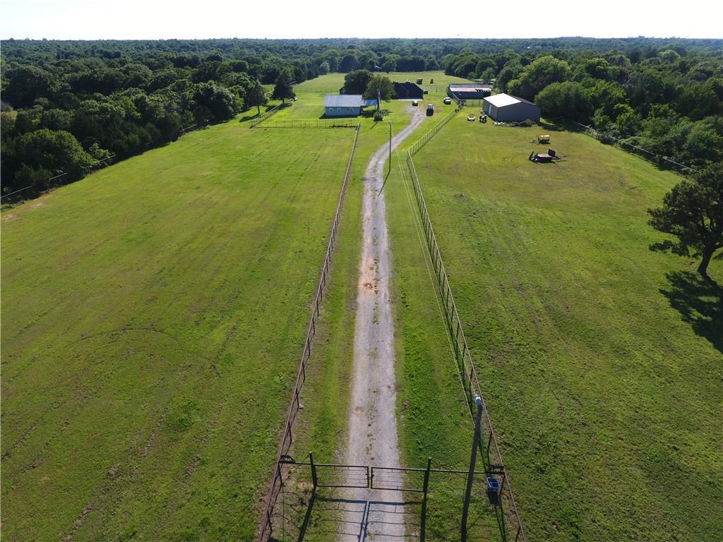 2801 S PEEBLY RD, Choctaw, OK 73020