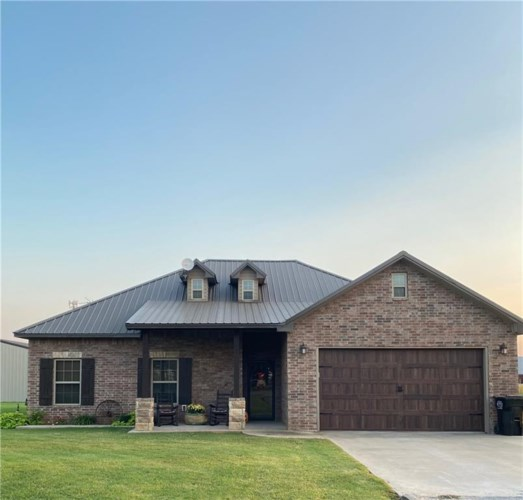 209 OLD AIRPORT RD, Hinton, OK 73047