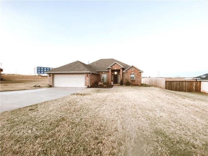 735 WILLIAMS ST, Purcell, OK 73080