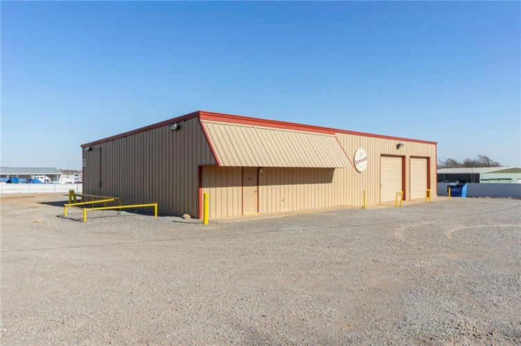 815 S CUSTER AVE, Weatherford, OK 73096