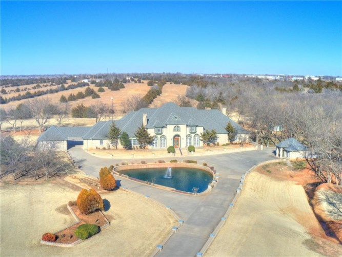 3305 N OLDE BRIDGE RD, Moore, OK 73160
