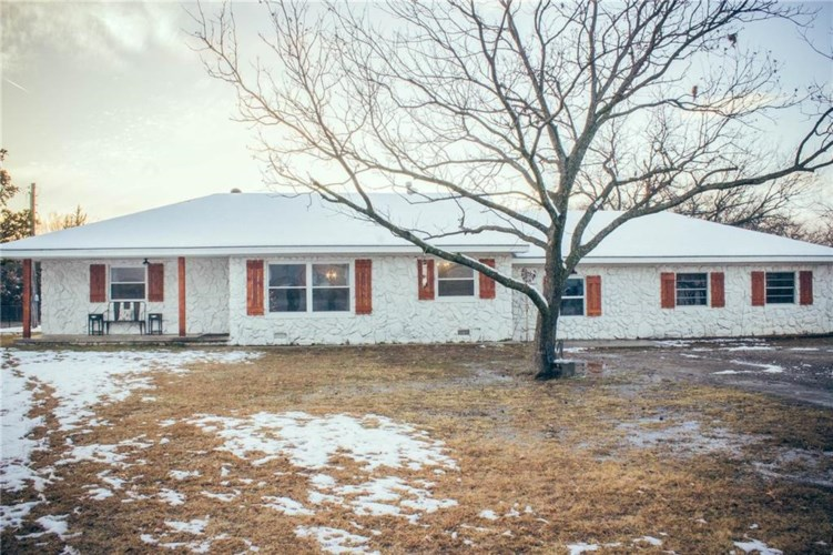 12802 BRANGUS RD, Shawnee, OK 74804