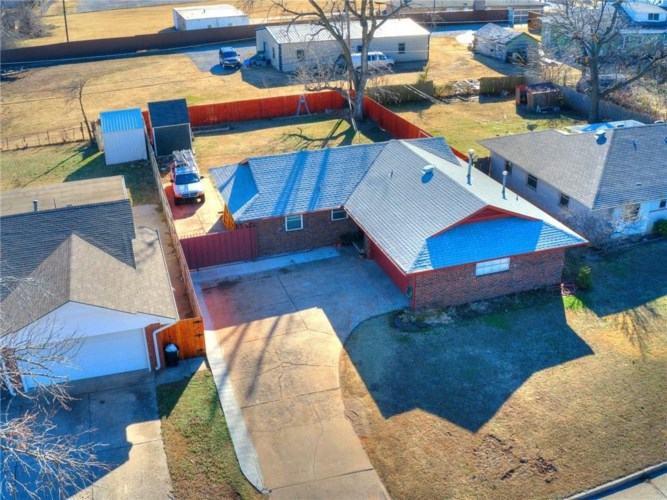 5368 NW 45TH ST, Warr Acres, OK 73122